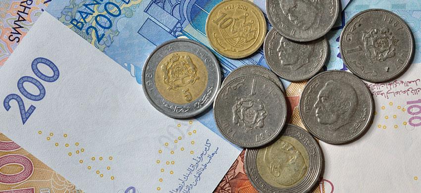 Moneta, bancomat e carte di credito in Marocco