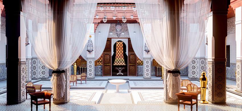 Dormire nei Riad in Marocco
