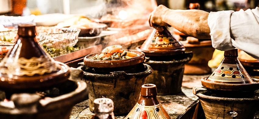 Cucina marocchina, cosa e dove mangiare in Marocco
