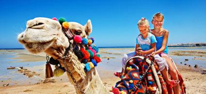 Marocco con i bambini